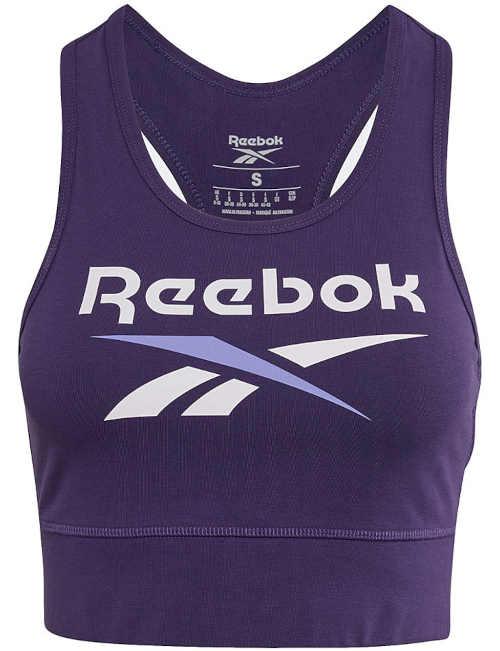 Női sportos felső Reebok lila színben