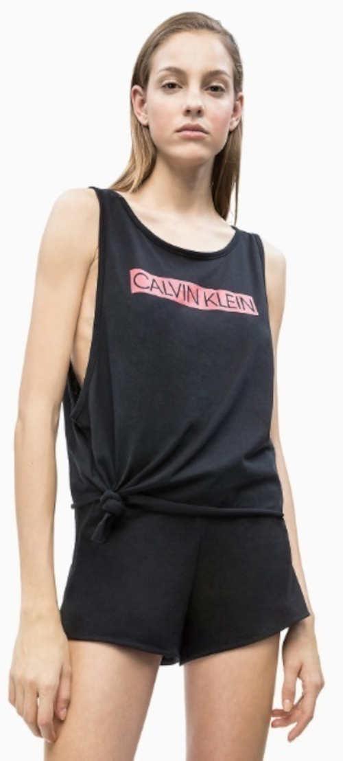 Fekete női felső Calvin Klein